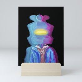 Enter the Royce Zone Mini Art Print