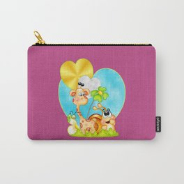 The Love of Friendship Carry-All Pouch