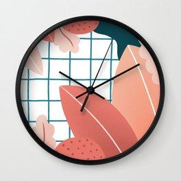 Greenhouse Wall Clock
