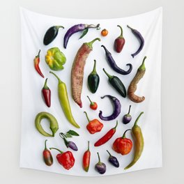 Peppers Wall Tapestry