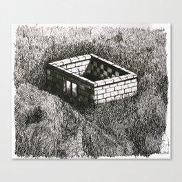 Vestigio/ vestige #2 Canvas Print