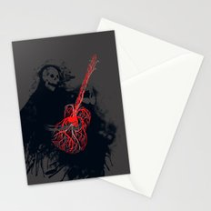 Playing With My Heart Stationery Cards