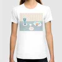 breakfast T-shirts featuring Breakfast by Sproot