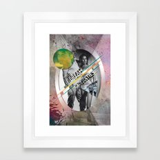 Classy Sixties Framed Art Print