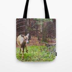 deer 2.  Tote Bag