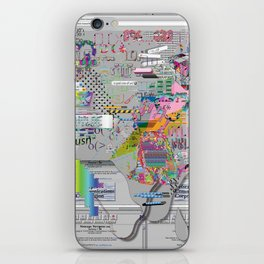 internetted iPhone Skin