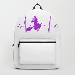 Heartbeat Witch Backpack