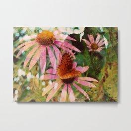 Butterfly ::  Metal Print