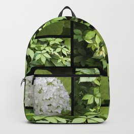 natural patchwork Backpack