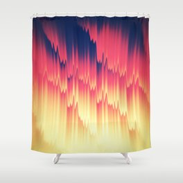 When the Sky Melts Shower Curtain
