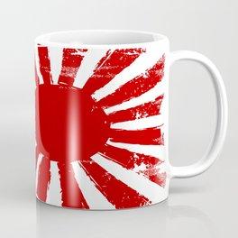 Japan Rising Sun Coffee Mug