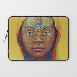 The Child Sees Laptop Sleeve