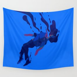 Collapsing Wall Tapestry