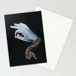All seeing eye II. Stationery Cards