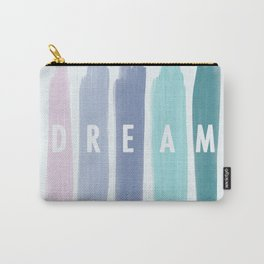 Watercolor Paint Strokes | Dream On Carry-All Pouch