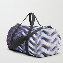 Steel Plated Duffle Bag