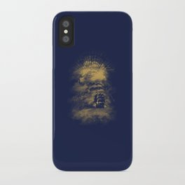 The End of the World iPhone Case