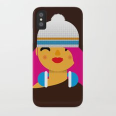 B-Girl Slim Case iPhone X