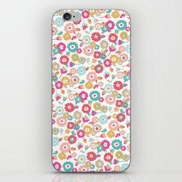 Fleurette iPhone Skin