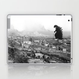 Old Time Godzilla Laptop & iPad Skin
