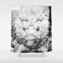 Scary Stargazer Stonefish Shower Curtain