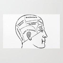Human mind Rug