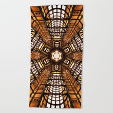 Chamber of Gold Beach Towel
