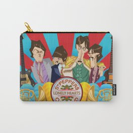 Sgt. Peppers Lonely Hearts Club Band Carry-All Pouch