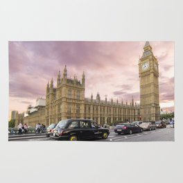 Big Ben, London - United Kingdom Rug