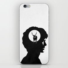 Hannibal - Apéritif iPhone & iPod Skin