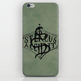 Stercus Accidit - S*** Happens iPhone Skin