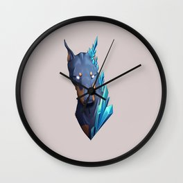Crystaldobe Wall Clock