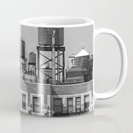 New York City Rooftops Coffee Mug