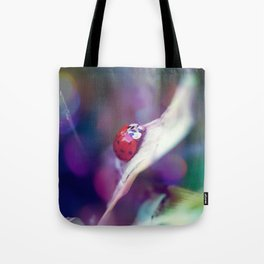 A stop on the way up Tote Bag