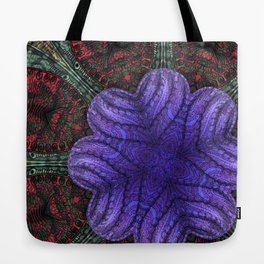 Psychedelic Botanical 2 Tote Bag