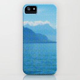 le Léman iPhone Case
