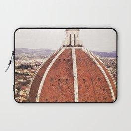 Duomo - Hazy, Florence Photography Laptop Sleeve