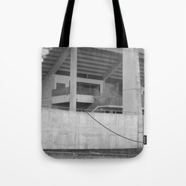 katowice stadion, texture photography, architecture Tote Bag