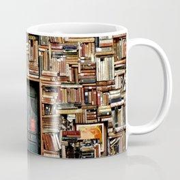 bookstore in Italy Coffee Mug