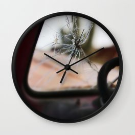 All Things Broken Wall Clock