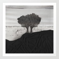 Harman Tree Art Print