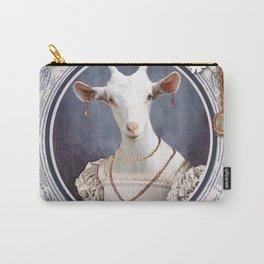 Biquette Coquette Carry-All Pouch