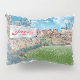 Cleveland - Progressive Field Pillow Sham