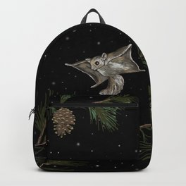 FLYING SQUIRRELS IN THE PINES Backpack