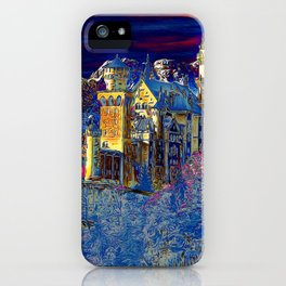 Neuschwanstein Hypercolor iPhone Case