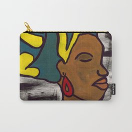 Bajan Woman Carry-All Pouch