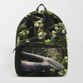 Parsley and rust Backpack