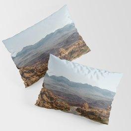 On the Desert Road Pillow Sham