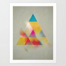 1try Art Print