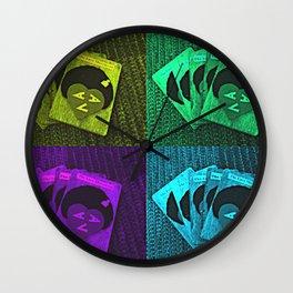 PoP LoVe Wall Clock